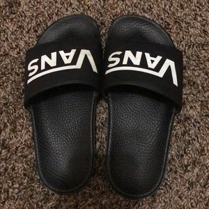 Vans Shoes - Vans slides